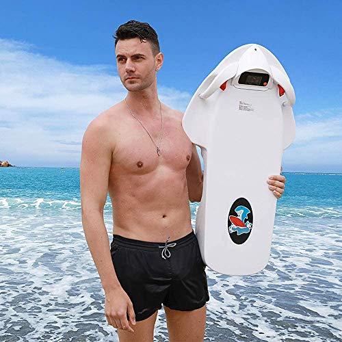 SSeir Power Natación Patrimonio LIFEBOY Power Surf Surf Skateboard Paleta Tablero de Agua Propulsor de Agua 36V Blanco