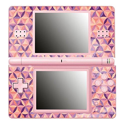 Disagu SF-661_1224 Design Schutzfolie für Nintendo DS Lite Motiv Buntes Muster 01