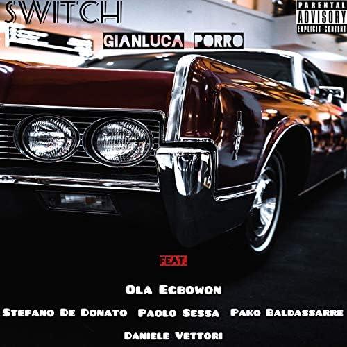 GIANLUCA PORRO feat. Ola Egbowon, Stefano De Donato, Paolo Sessa, Pako Baldassarre  & Daniele Vettori