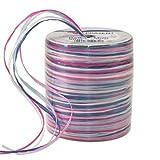 Pattberg - Nastro di Raffia a 5 Fili, 50 m, Colore: Rosa/Blu