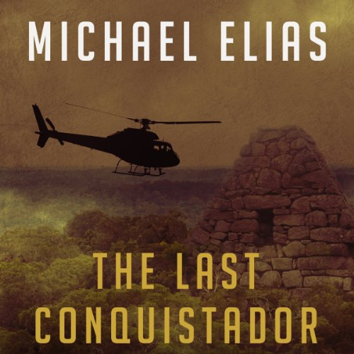 The Last Conquistador audiobook cover art