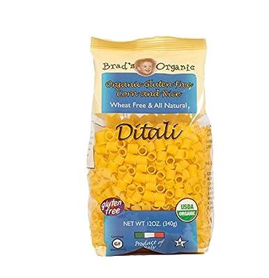 Brad's Organic Gluten Free Rice Pasta