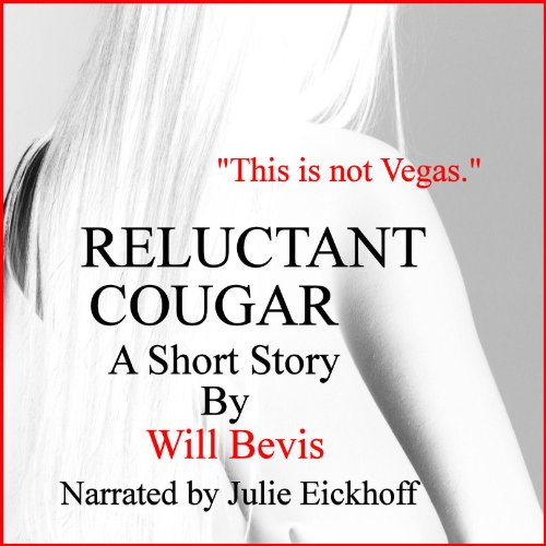 Reluctant Cougar audiobook cover art