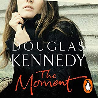The Moment                   By:                                                                                                                                 Douglas Kennedy                               Narrated by:                                                                                                                                 Jeff Harding,                                                                                        Patience Tomlinson                      Length: 20 hrs and 25 mins     34 ratings     Overall 3.8