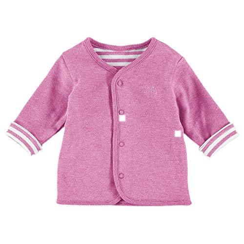 Feetje Unisex - Baby - Wendejacke Babykleidung 513.069 rosa Melange (960), 44