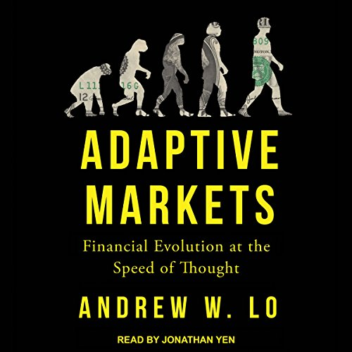 Adaptive Markets audiobook cover art