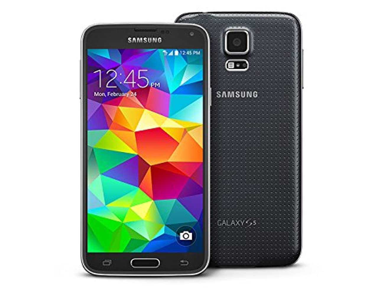 Samsung Galaxy S5 G900T 16GB Unlocked Cellphone - Black