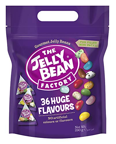 The Jelly Bean Factory Triangular Bag Sharing Pack 290g