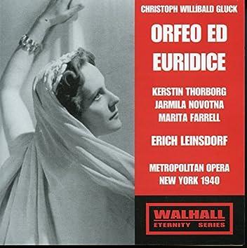 Orfeo ed Euridice (Live)