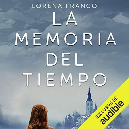 Diseño de la portada del título La memoria del tiempo