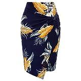 Kate Kasin Falda de Tubo Mujer Elastica Faldas Mujer Midi Faldas Mujer Elegantes