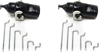 Door Lock Actuator for Ford Econoline Van 80-91 / Tempo 84-94 RH=LH Set of 2