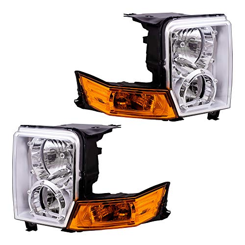 04 range rover headlights - 4