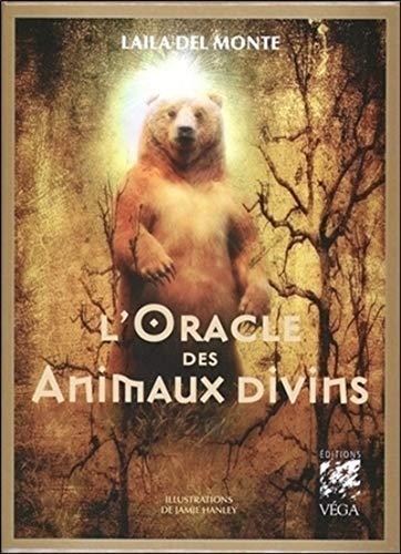 Coffret L'oracle des animaux divins