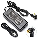 90W 19V 4.74A Laptop Charger Replacement for Toshiba Satellite C655 C675 C675D L645 L645D L655 L655D L675 L675D L745 L755 L755D P745 P755 P775 M645 Series PA5177U-1ACA PA5035U-1ACA Power Supply Cord