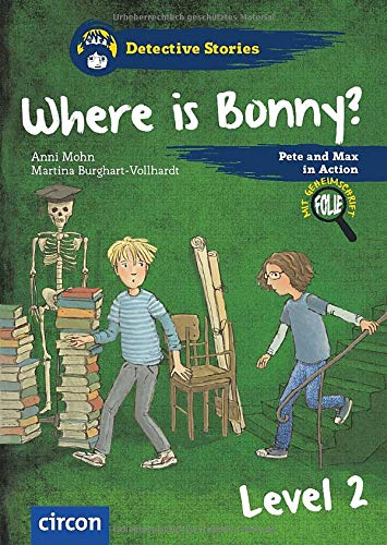 Where is Bonny?: Level 2 (Detective Stories)