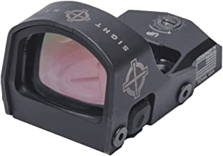 Sightmark SM26043 Mini Shot M-Spec FMS Red Reflex Sight, Black