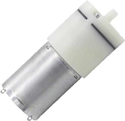 Homyl DC6-12V 16-320RPM Engranaje de Reducci/ón de Velocidad Brush DC Motor Hall Encoder Equipo de Industrias Tester