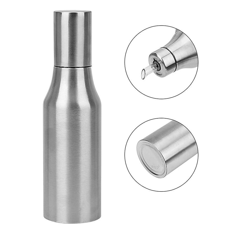 Gravy Boat Oil Dispenser Durable kitchen Supplies Oil Can 750ML Stainless Steel Soy Sauce Olive Oil bottle