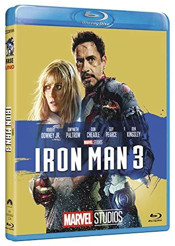 Iron Man 3 (Edizione Marvel Studios 10 Anniversario) [Italia] [Blu-ray]