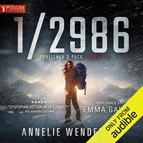 1/2986: Publisher's Pack audiobook cover art