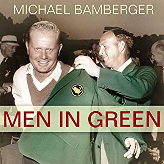 Men in Green audiobook cover art