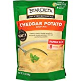 Bear Creek Soup Mix, Cheddar Potato, 12.1 Ounce (Pack of 6)