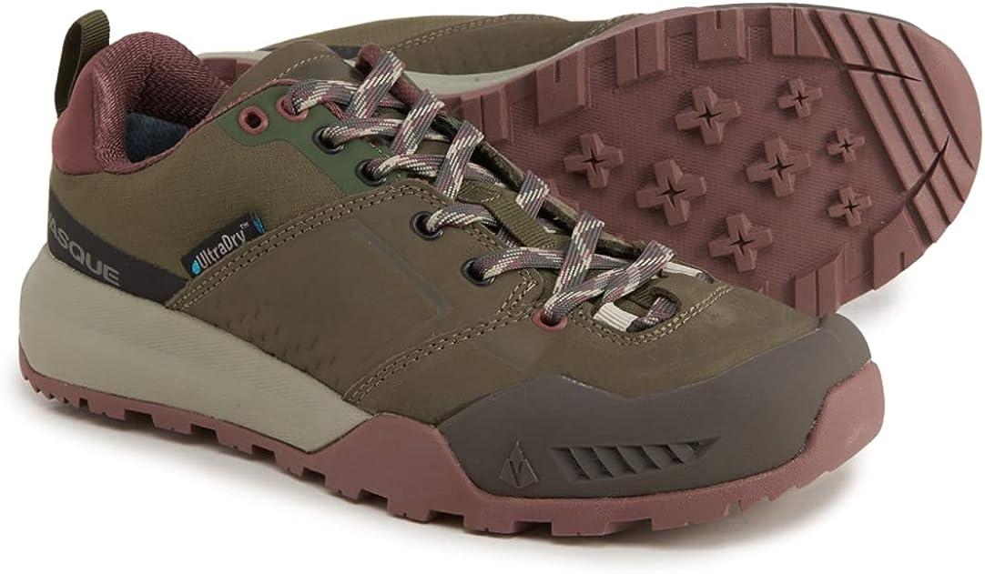 Vasque Alchemist XT Low UltraDry Hiking Shoes - Women's, Olive, 10.5 US, Medium, 07657M 07657M 105