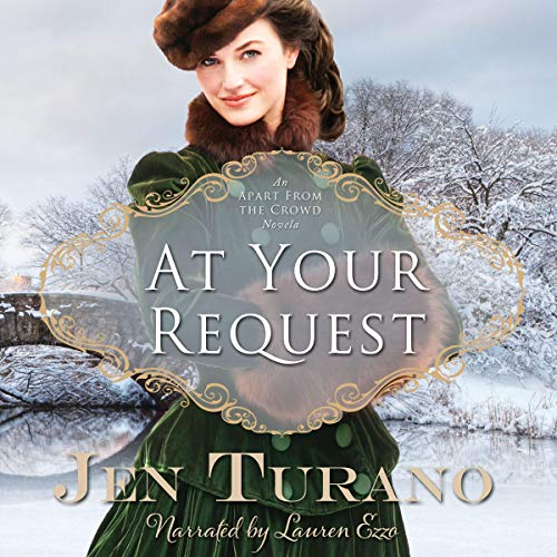 At Your Request (Apart from the Crowd): An Apart from the Crowd Novella audiobook cover art