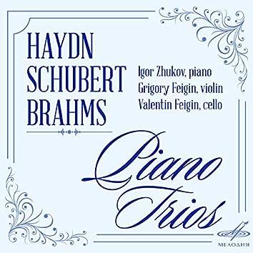Haydn, Schubert, Brahms: Piano Trios