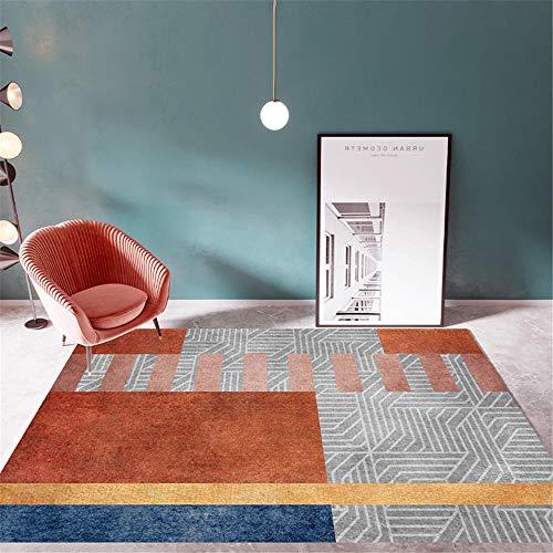 tappeto da giardino decorazioni soggiorno moderno Il morbido tappeto della camera dei bambini del soggiorno è resistente allo sporco, antiscivolo e resistente all'umidità tappeto camera bambino 180X20
