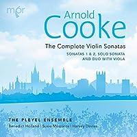 Complete Sonatas for Violin