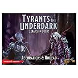 Dungeons & Dragons - Tyrants of the Underdark 'Aberrations & Undead' Game Expansion