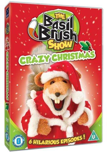 Basil Brush - Crazy Christmas [Edizione: Regno Unito] [Reino Unido] [DVD]