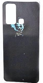 جلد خلفي من ألياف الكربون ، مطبوع بالليزر مطفي وناعم ، سهل التركيب فيفو Y50 - 2725610033955