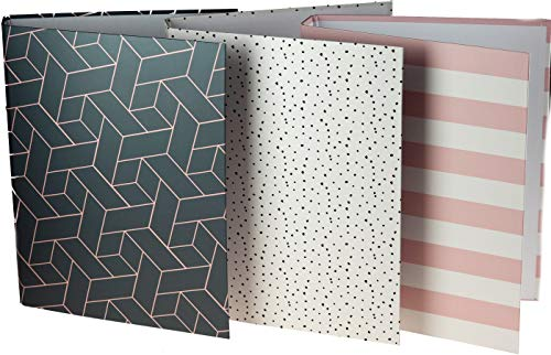 Gem Imports Set Of 3 A4 Ring Binders