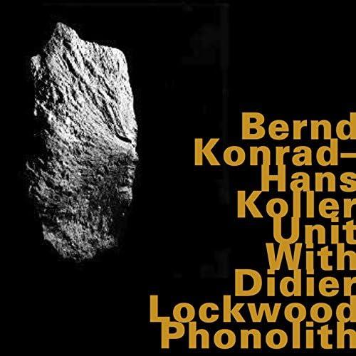 Bernd Konrad, Hans Koller Unit & Didier Lockwood