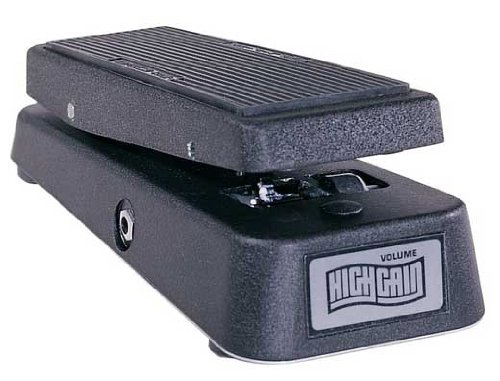 Dunlop Cry Baby High Gain volume GCB80 black