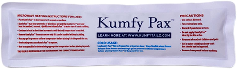 Kumfy Tailz Pet Animals Kumfy Pax  Heating & Cooling Gel Pack, 2 x5  fits XXSmall