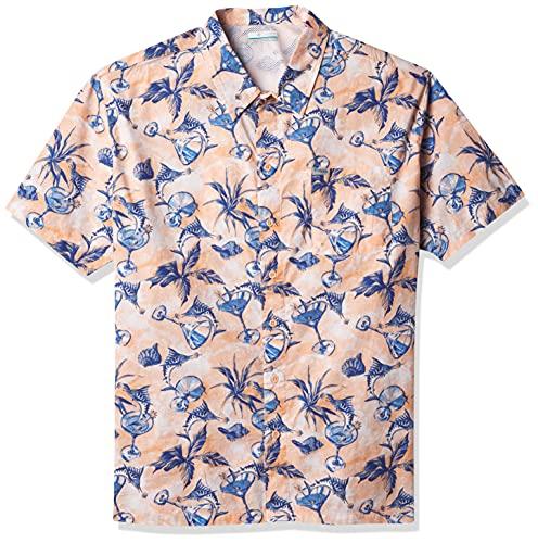 Columbia Trollers Best Short Sleeve Shirt Camiseta de Manga Corta Trollers Best Hombre