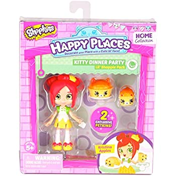 Shopkins Happy Places Single Pack Kristina Ap | Shopkin.Toys - Image 1