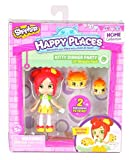 Shopkins Happy Places Single Pack Kristina Apples Doll