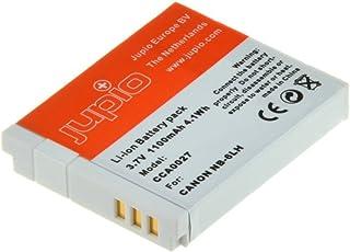 Jupio CCA0027 - Batería para cámara de Fotos Equivalente a Canon NB-6LH (Lithium Ion 1100 mAh)