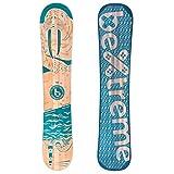 Bextreme Planche de snowboard Freestyle et Freeride Waves 2020 avec...