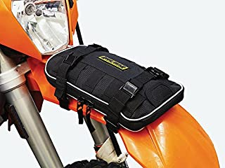 Nelson-Rigg RG-030 Rigg Gear Enduro Front Fender Bag, One Size, Black