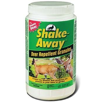 Shake Away 5006158 Deer Repellent Granules 5-Pound