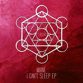 I Can't Sleep EP