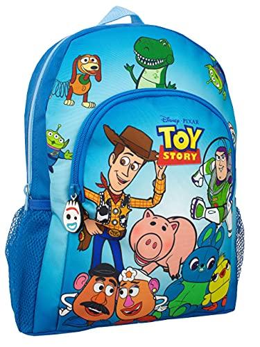 Disney Niños Mochila Toy Story Azul