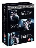 Fifty Shades 1-3 Boxset (3 Dvd) [Edizione: Regno Unito] [Reino Unido]