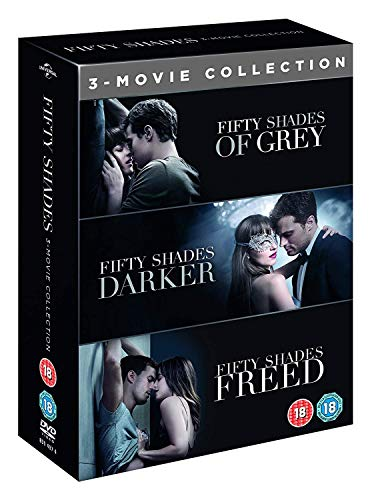 Fifty Shades - 3 Movie Collection - Fifty Shades - 3 Movie Collection (1 DVD)